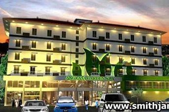 Lowongan Kerja Pekanbaru : Angkasa Garden Hotel Desember 2017