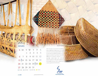 "SLT empowers ""Preserving heritage for tomorrow"" through its' 2013 calendar"