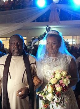 governor okorocha daughter wedding photos