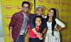 Ayushmann Khurrana, RJ Abhimanyu, RJ Prerna, Bhumi Pednekar