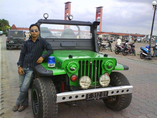 jeep willys, keren, gaya, restorasi