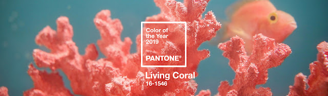PANTONE ANNOUNCES 2019 COLOR OF THE YEAR!   LIVING CORAL... #ColorOfTheYear