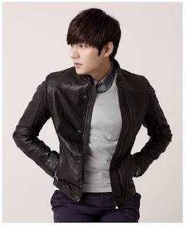 Model Jaket Kulit Lee Min Ho
