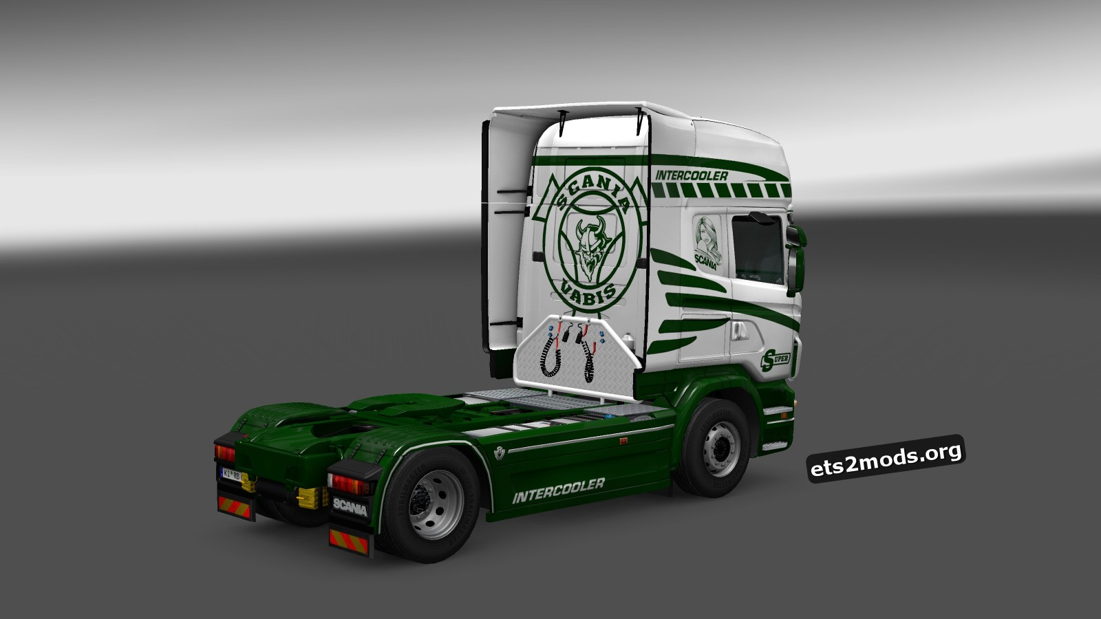 Scania RJL Aurora Logistic Skin