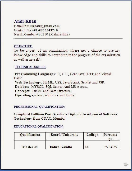 Resume Models Pdf Download Susanta S Subudhi Resume 7 6 Years