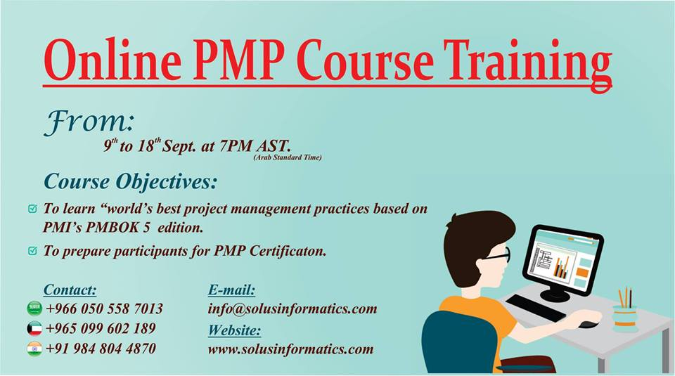 Upcoming Online Pmp Course Training Pmp Certification Training