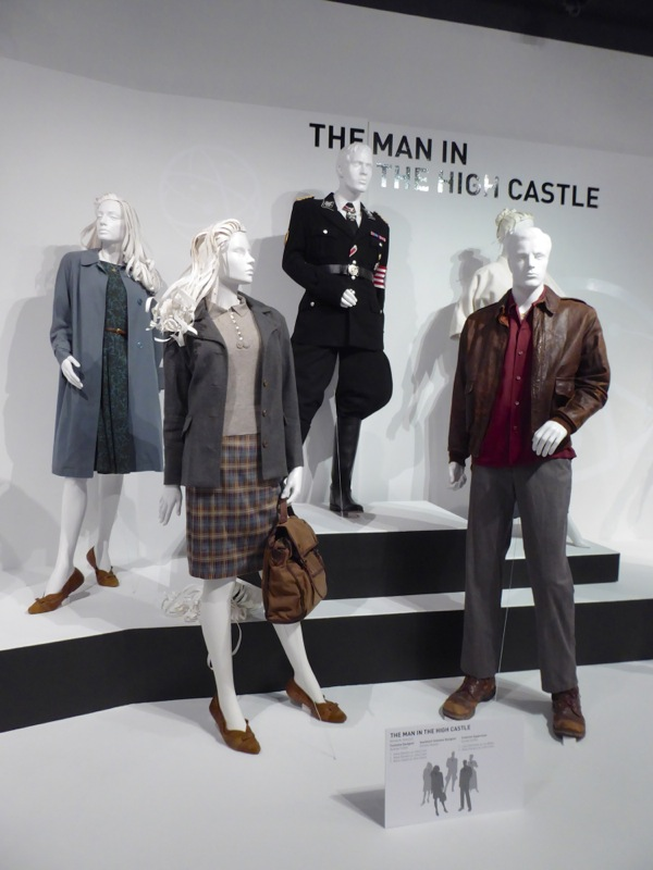 Man in the High Castle TV costumes