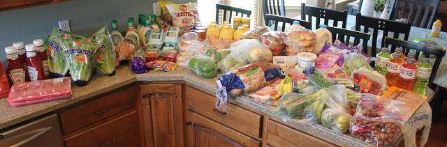 Using Deals To Meals We Got Ten Days Of Groceries For Our Family S Vacation Under 165