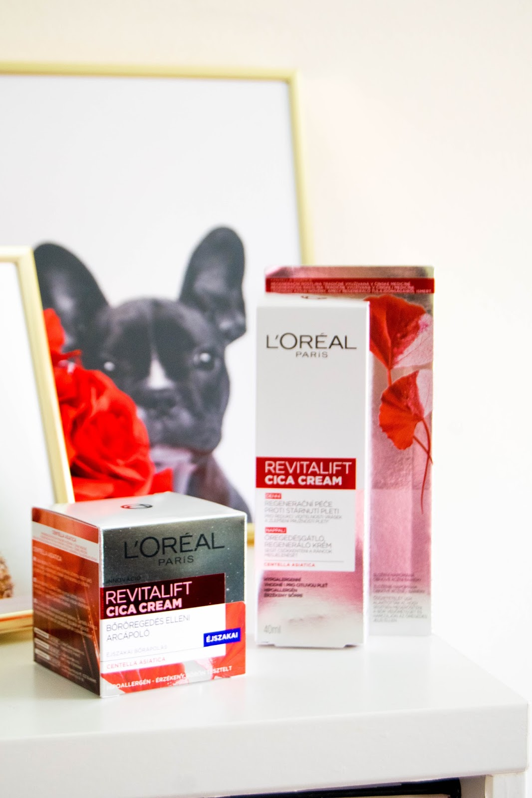 revitalift cica cream l'óreal notino