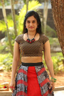 Telugu Actress Priyanka Pallavi Stills at Nenostha Release Press Meet  0123.JPG