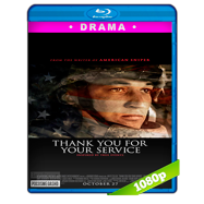 Thank You for Your Service (2017) BRRip 1080p Audio Dual Latino-Ingles
