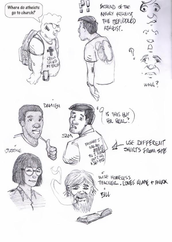 Comic Book Creator Dennis Sweatt
