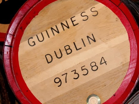 Ireland: Guinness Storehouse