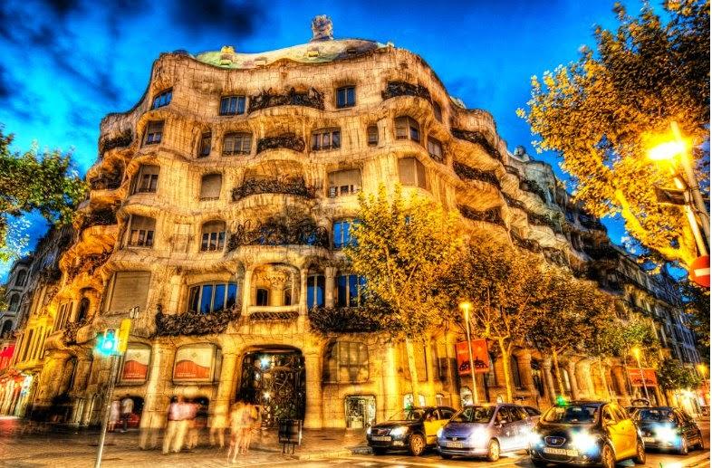 La Pedreira Barcelona - Ponto turístico