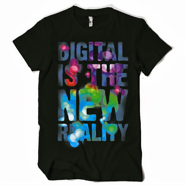digital tshirt