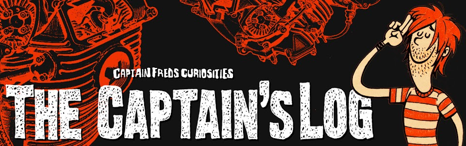 Captain Fred's Curiosities