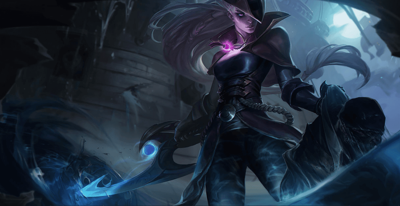 Dark Waters Diana [Wallpaper Engine Free]