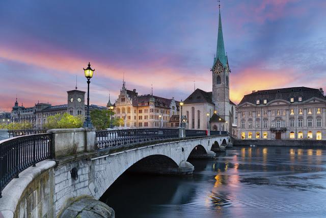 Horário normal de Zurique