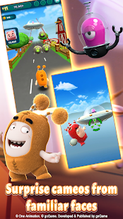 The Oddbods Turbo Run APK