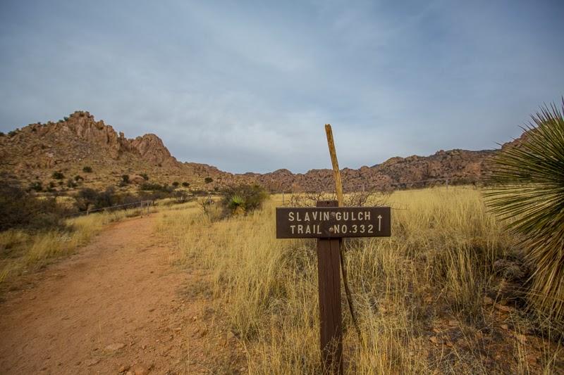 Slavin Gulch Trail | Dennis's Blogs