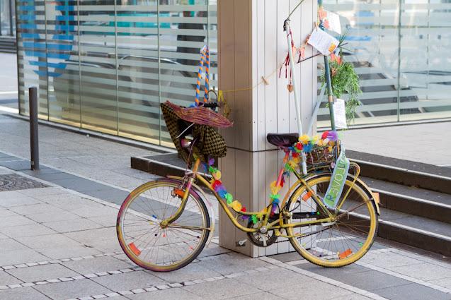Francoforte-bici