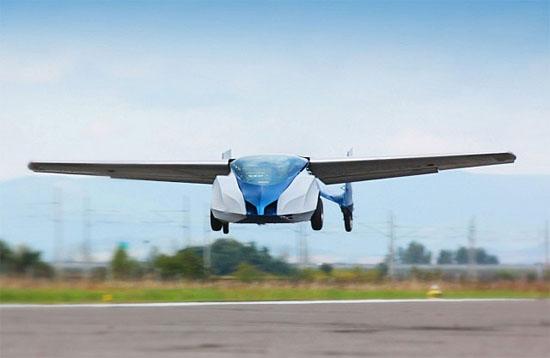 Carros voadores já são realidade - Img 1