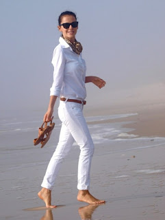 66e79042 A JC Shopping Habit: Wearing White And Review of J.Crew Panama Hat
