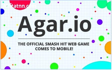 Game Action Strategi Online Android Seru Agar io APK