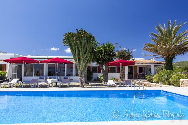 Villa Can Cam in Ibiza