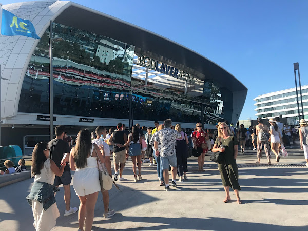 Our Trip to Melbourne for the Australian Tennis Open 2019