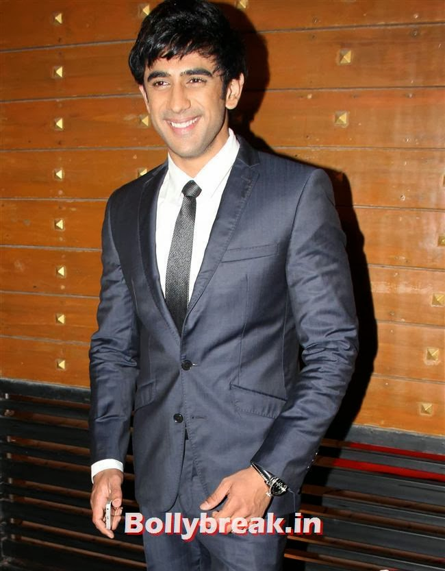 Amit Sadh, Filmfare Awards 2014 Red carpet Images