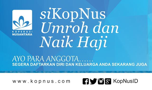 Cara Mendapatkan Dana Talangan Haji dari KopNus (Koperasi Nusantara)