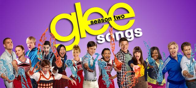 trilha sonora da 2 temporada de glee