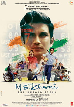 M.S. Dhoni: The Untold Story 2016 Torrent Download 720p