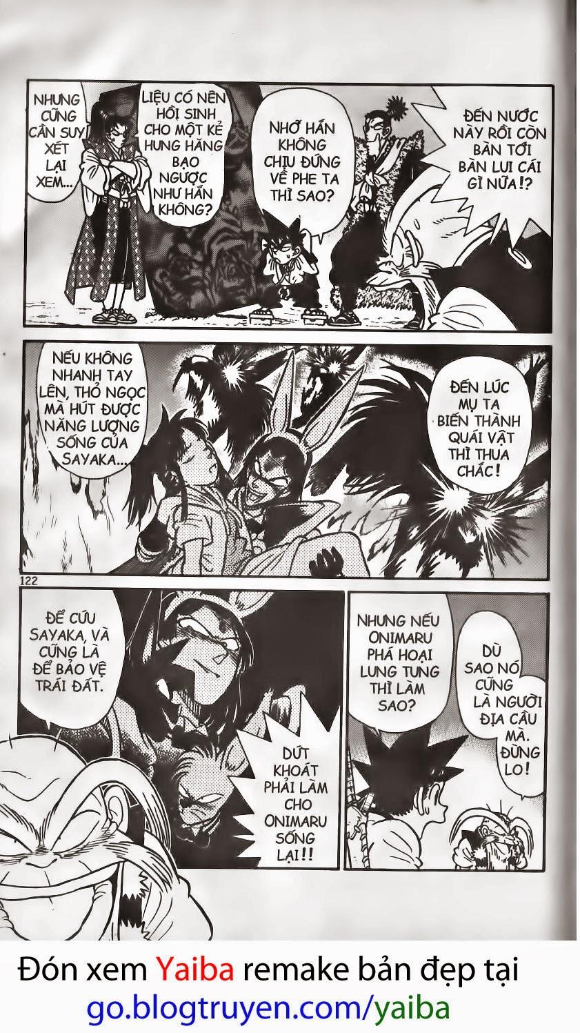 Yaiba chap 151 trang 5