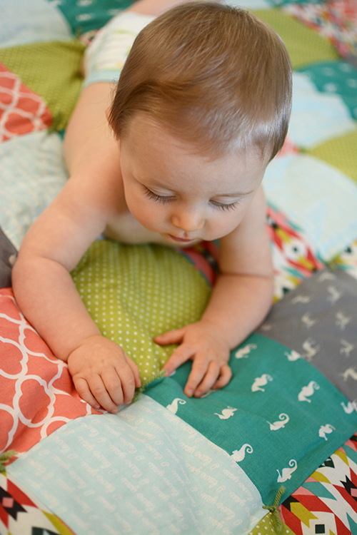 Ellis James, Baby Update - Eight Months | My Darling Days