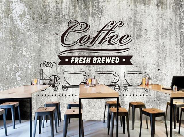 Informasi furniture bayi for Mural untuk cafe
