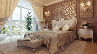 modern luxury bedroom interior design catalogue 2019 for Indian homes