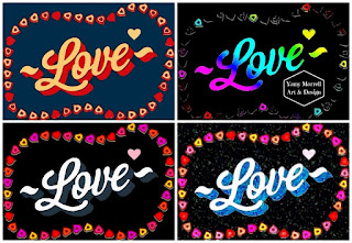 Love-amor-colorful-typography-print-art-by-yamy-morrell