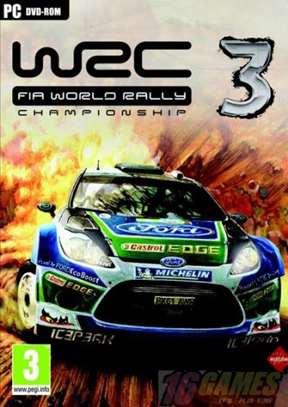 1293 Download Free PC Game WRC 3 FIA World Rally Championship