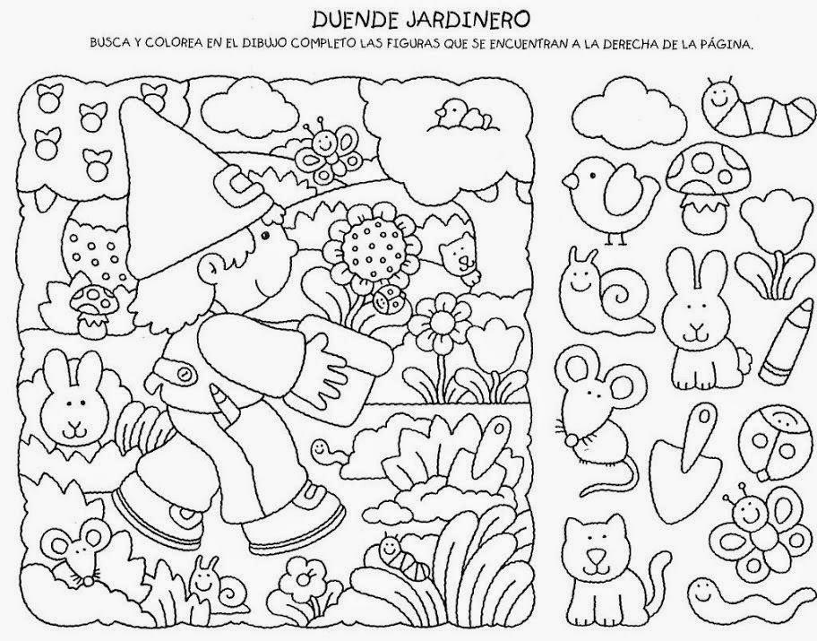 Perfecto Páginas De Actividades Para Niños De 7 Años Motivo ...