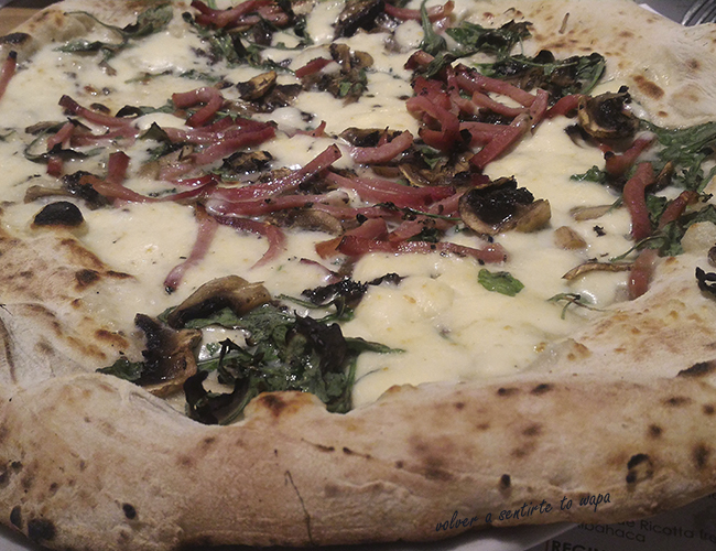 NAP - Neapolitan Authentic Pizza - Pizza