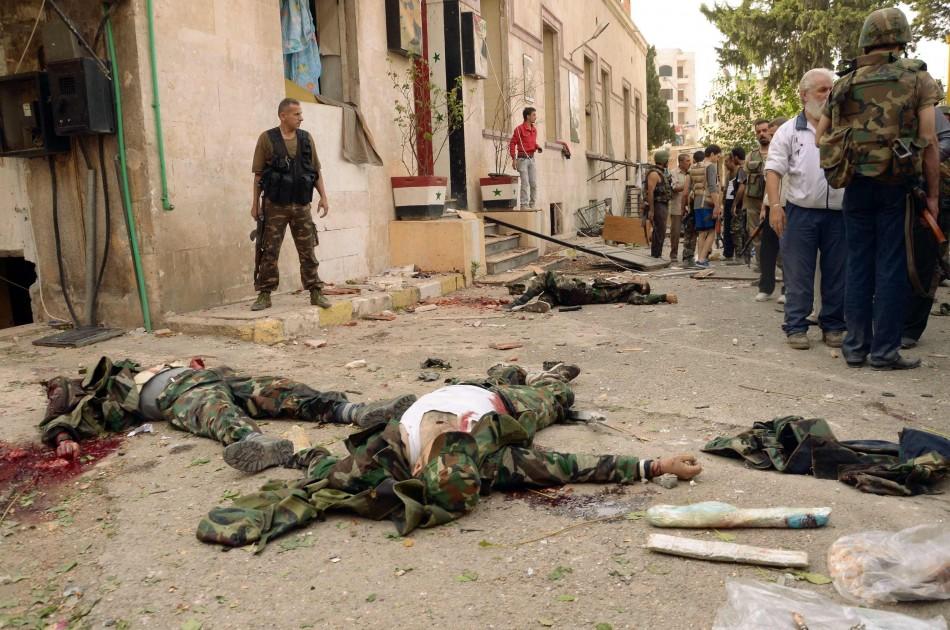 боевиков сирии видео война в уничтожение