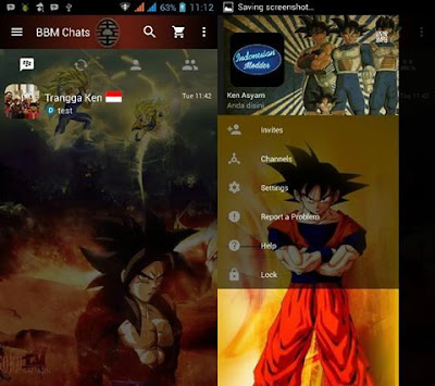 BBM Mod Dragon Ball Z v2.13.1.14 Apk