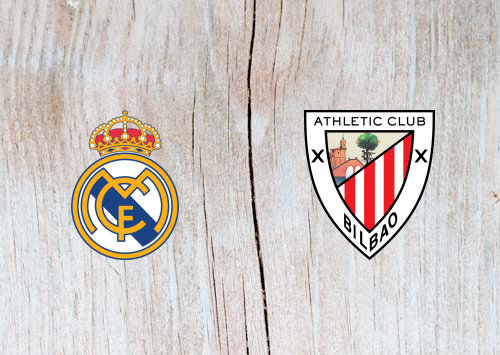 Real Madrid vs Athletic Bilbao Full Match & Highlights 21 April 2019