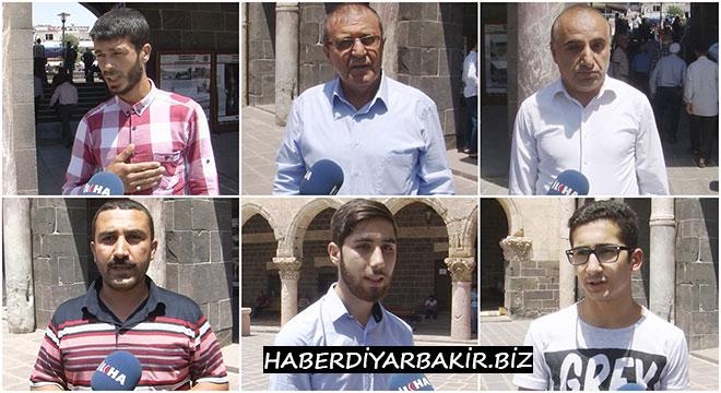 Suriyeli göçmenlere yönelik algı operasyonlarına Diyarbakırlılardan tepki