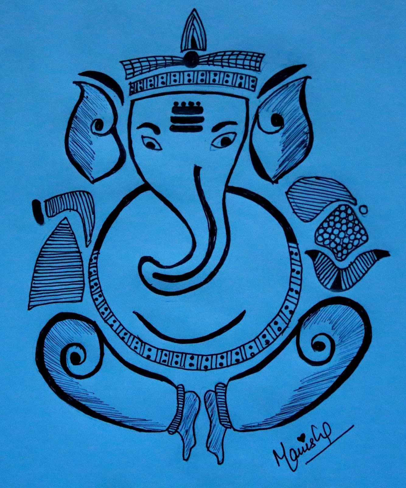 He is workshipped as the education health wealth and wisdom ganpati is the god of best luck ganesh chaturthi is celebrated all over india