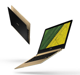 IFA 2016: Acer announces Swift 7, world's thinnest laptop (9.98 mm)
