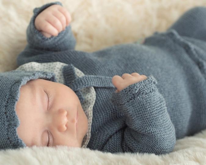 elegir el conjunto de primera puesta para el bebé