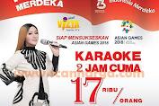 Inul Vista Promo Merdeka Karaoke 2 Jam Cuma 17 Ribu/Orang